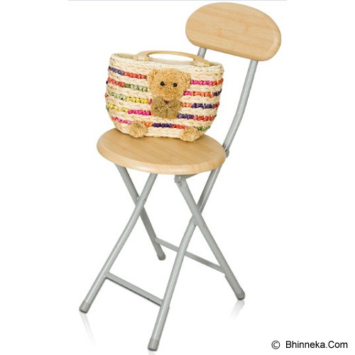 FUNIKA Folding Chair Set of 2pcs [22017 SBE] - Kursi Lipat